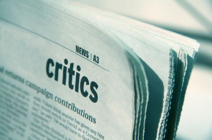 Critics Newspaper
