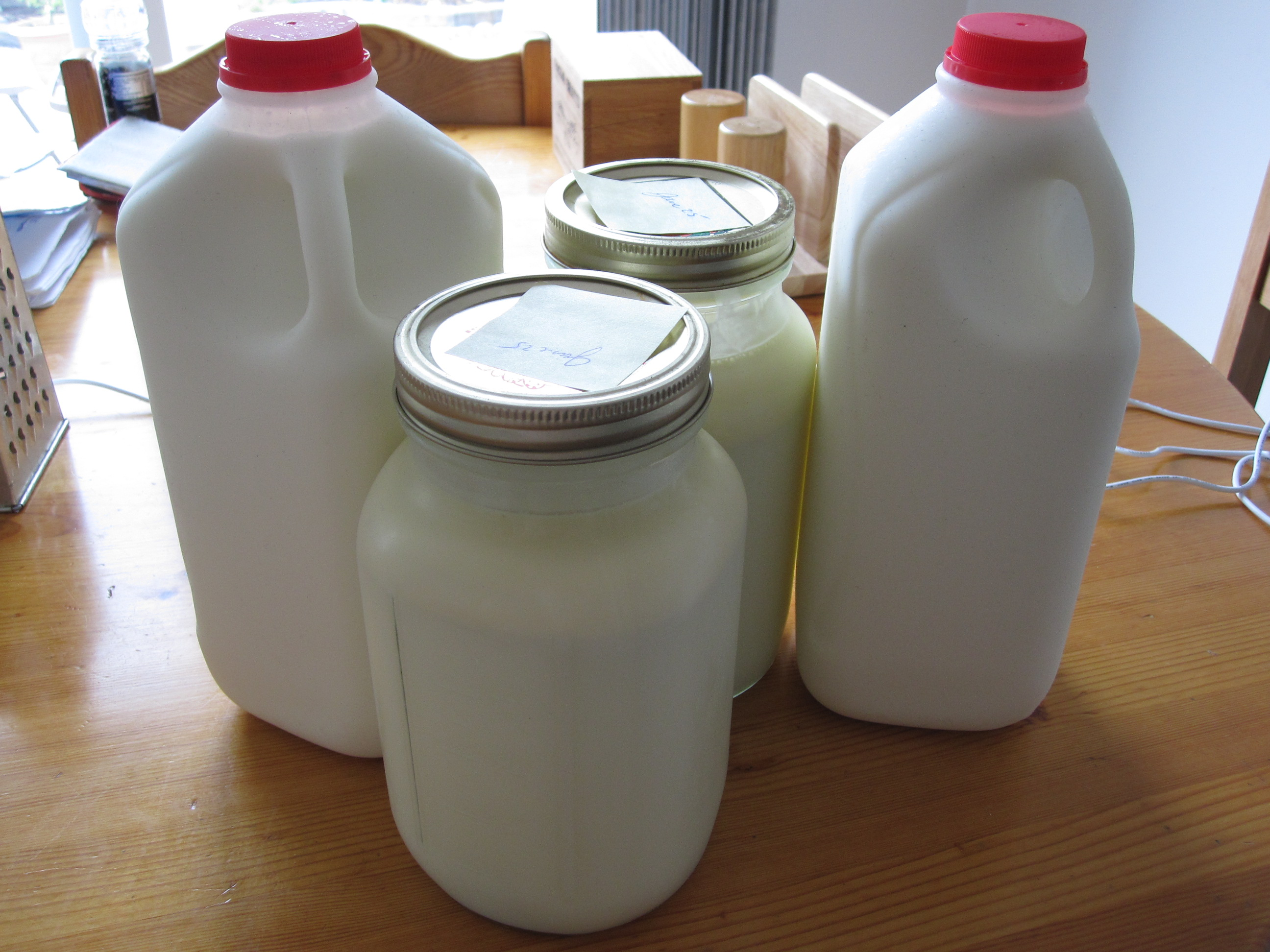 Raw Milk | Raw Milk | Food Safety | CDC
